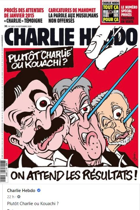 Al-Qaida menace une nouvelle fois « Charlie Hebdo  - Page 2 Charli11