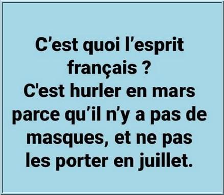 La France, «un pays de fils de p*te» : le rappeur Lacrim réagit à la polémique sur la mère voilée Esprit10