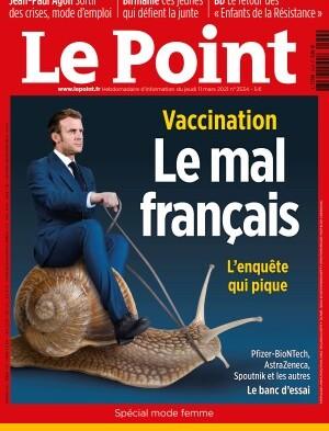 """Les unes du Point, journal """"d'information""""   Le_poi10"""