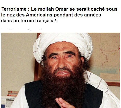 Lutte contre l'islamisme  Omar10