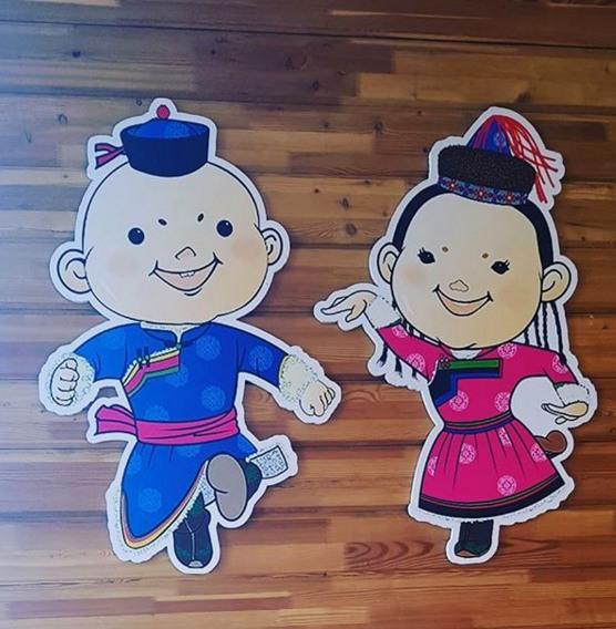 Китайская командировка Уле и Даши 1011