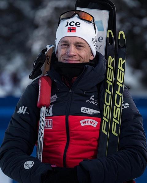 Sesongstart Skiskyting / Sjusjøen  - Страница 11 140