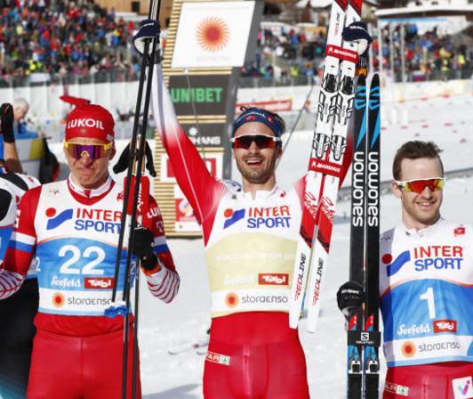 WSC-2019 Seefeld. Лыжные гонки - LIVE. Мужчины. - Страница 18 26