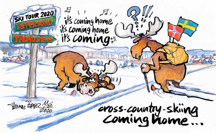 FIS Ski Tour 2020 (FIS) 386