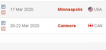 Заокеанское Турне - Québec, Minneapolis og Canmore - Страница 2 441