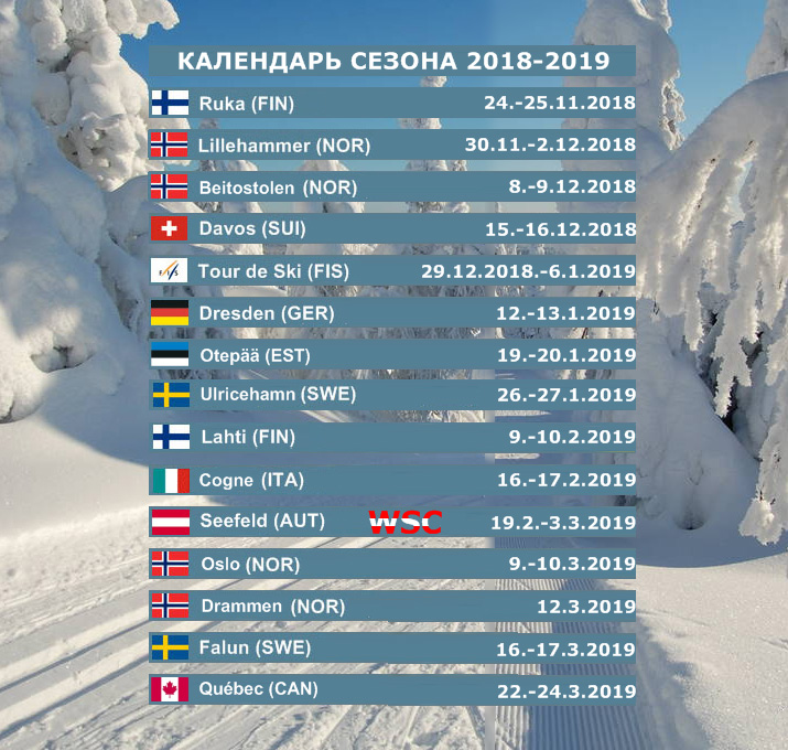 Лыжные гонки. FIS World Cup 2018-2019 7nkaa_10