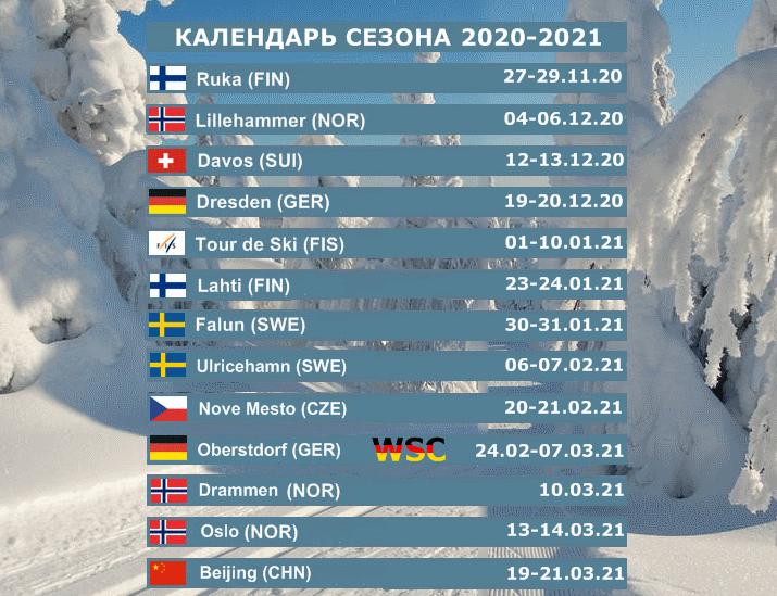Лыжные гонки. FIS World Cup 2020-2021 7nkaa_11