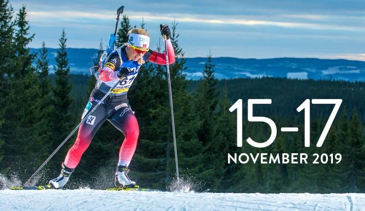 Sesongstart Skiskyting / Sjusjøen  Coverp10