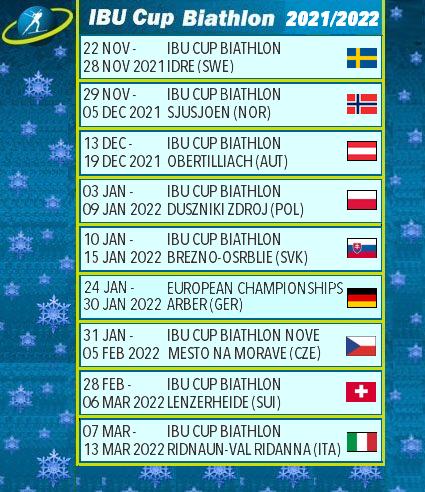 IBU Cup Biathlon. Сезон 2021-2022 E_au11