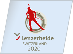 Youth & Junior World Championships 2020 / Lenzerheide  Logo_i10