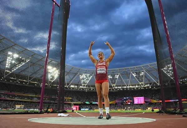 IAAF WORLD ATHLETICS CHAMPIONSHIPS 2019  U13