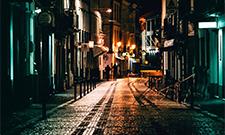 Dans les Rues de Paris - Sombras Urbanas