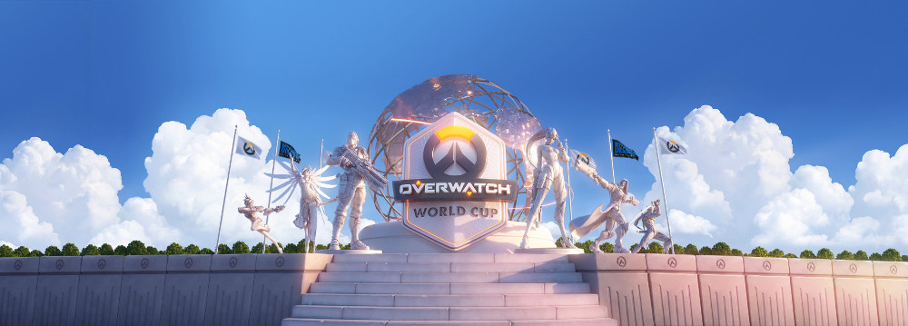Une IRL à l'Overwatch World Cup ? Wc11