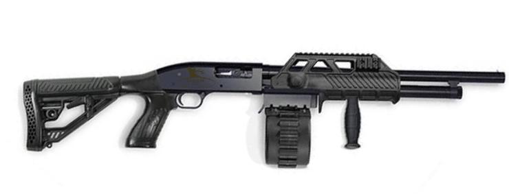 Fusils de Trompe-Trap Fusil_16