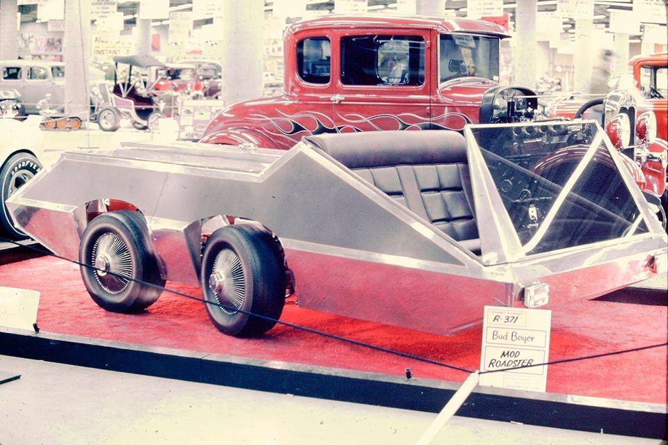 Oakland Roadster Show 1970 - Ron Brooks pics 91528910