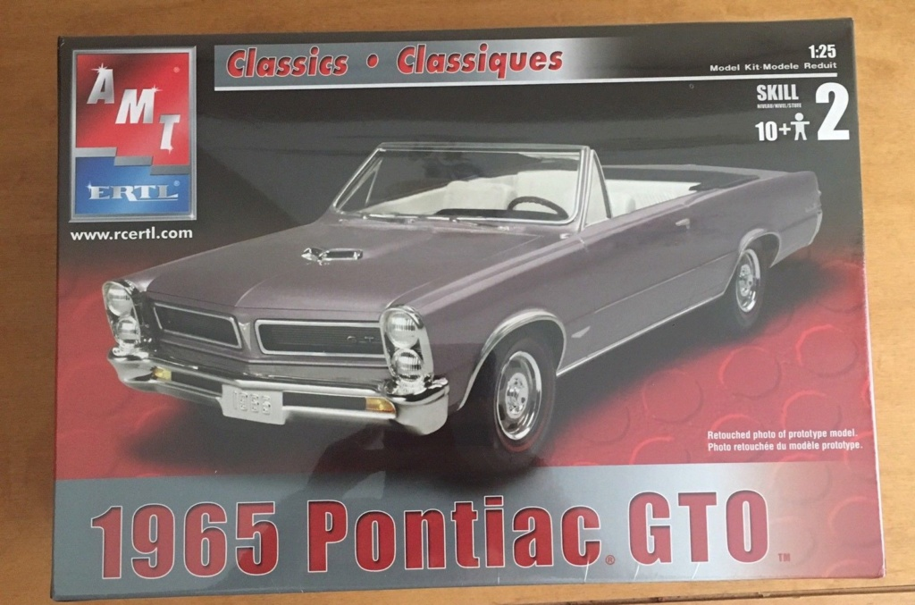 Pontiac 1965 GTO amt Gto10