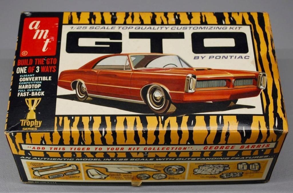 Pontiac 1965 GTO amt Vintag10