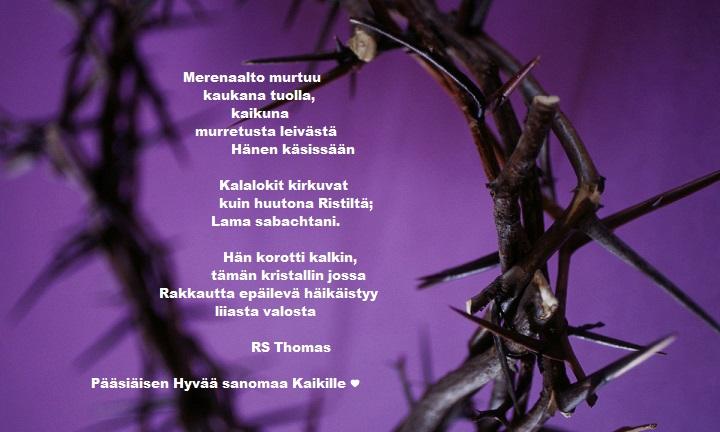 Pääsiäisen Hyvää Sanomaa Kaikille!♥ Zkirkk10