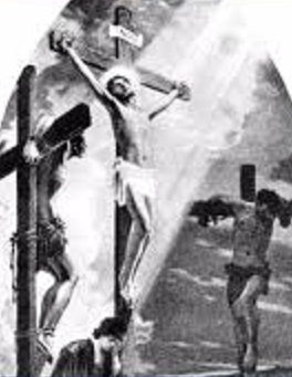 Kuolemaantuomittu huusi, Jeesus, muista minua!  Zzriai10