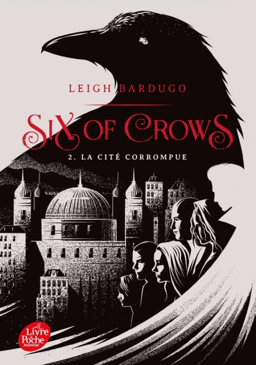 Six of Crows de Leigh Bardugo Couv1210