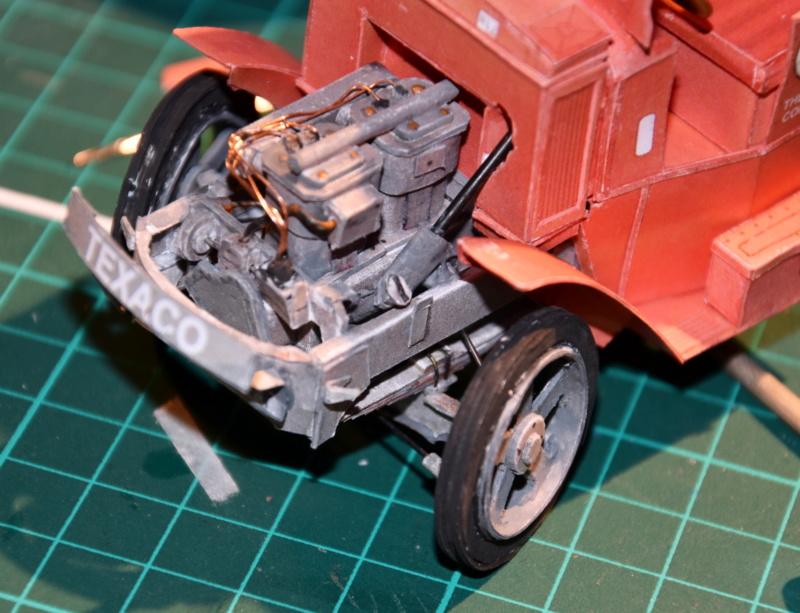 """Fertig Tank Truck """"Bulldog"""" von Modelik verkleinert auf 1:33 gebaut von Kubi Dsc_0011"""