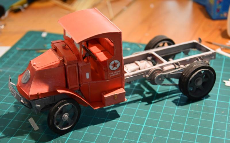 """Fertig Tank Truck """"Bulldog"""" von Modelik verkleinert auf 1:33 gebaut von Kubi Dsc_0016"""