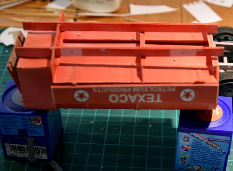 """Fertig Tank Truck """"Bulldog"""" von Modelik verkleinert auf 1:33 gebaut von Kubi - Seite 2 Dsc_0030"""