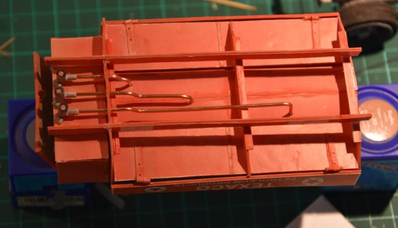 """Fertig Tank Truck """"Bulldog"""" von Modelik verkleinert auf 1:33 gebaut von Kubi - Seite 2 Dsc_0031"""
