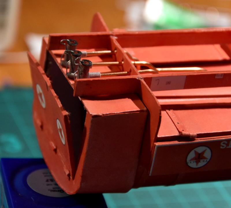 """Fertig Tank Truck """"Bulldog"""" von Modelik verkleinert auf 1:33 gebaut von Kubi - Seite 2 Dsc_0032"""