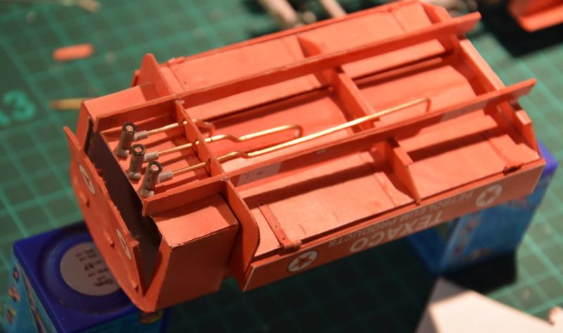 """Fertig Tank Truck """"Bulldog"""" von Modelik verkleinert auf 1:33 gebaut von Kubi - Seite 2 Dsc_0033"""