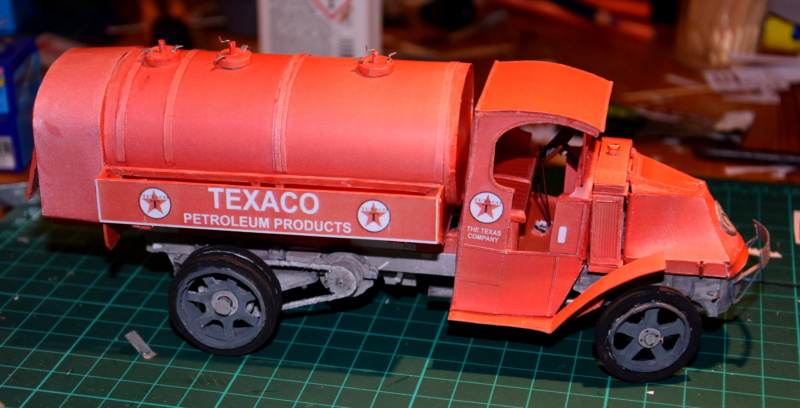 """Fertig Tank Truck """"Bulldog"""" von Modelik verkleinert auf 1:33 gebaut von Kubi - Seite 2 Dsc_0036"""