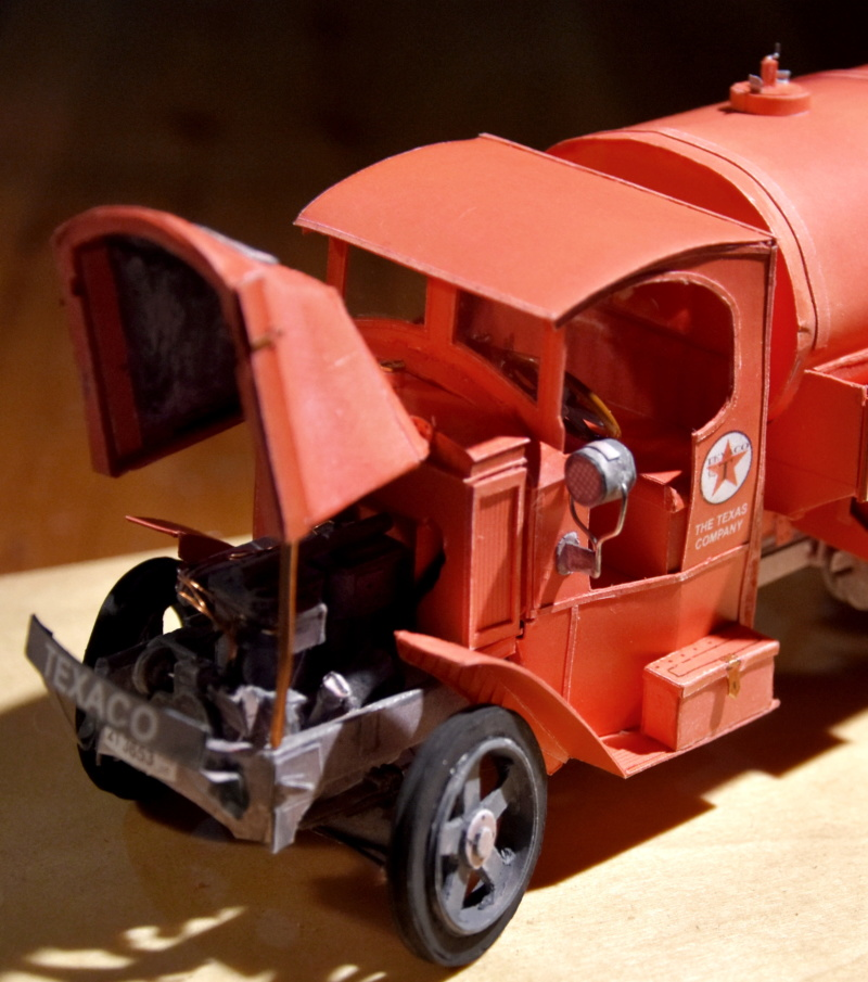 """Fertig Tank Truck """"Bulldog"""" von Modelik verkleinert auf 1:33 gebaut von Kubi - Seite 2 Dsc_0045"""