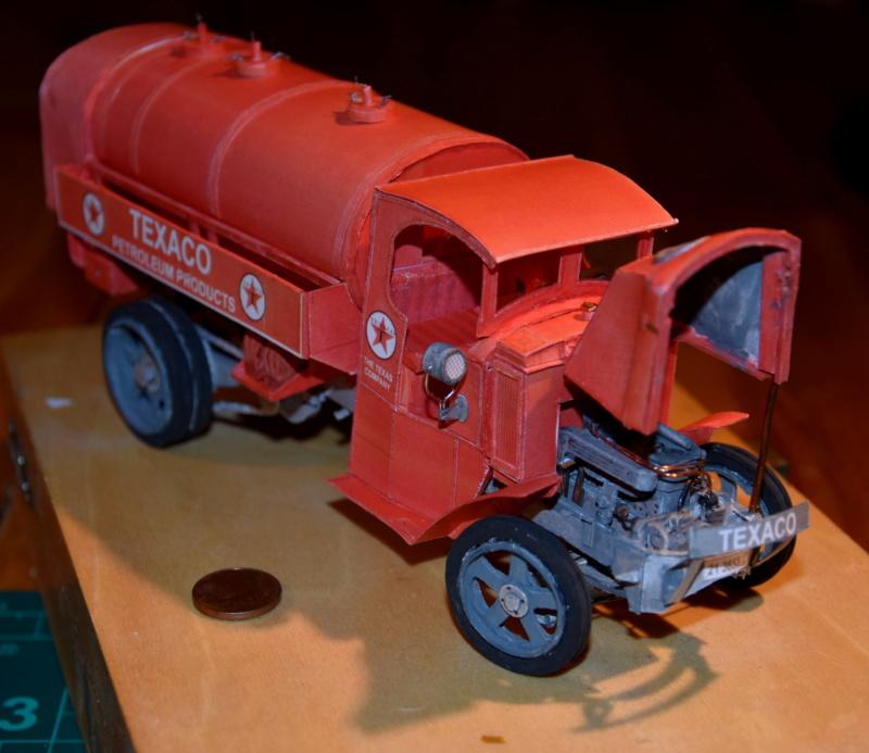 """Fertig Tank Truck """"Bulldog"""" von Modelik verkleinert auf 1:33 gebaut von Kubi - Seite 2 Dsc_0046"""