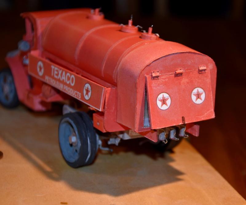 """Fertig Tank Truck """"Bulldog"""" von Modelik verkleinert auf 1:33 gebaut von Kubi - Seite 2 Dsc_0048"""