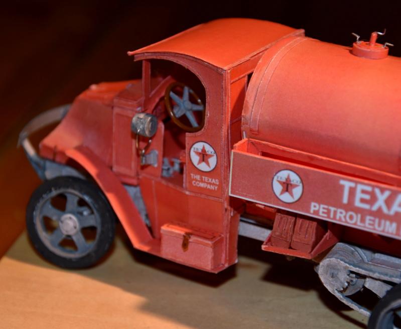 """Fertig Tank Truck """"Bulldog"""" von Modelik verkleinert auf 1:33 gebaut von Kubi - Seite 2 Dsc_0050"""