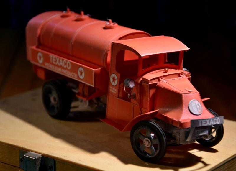 """Fertig Tank Truck """"Bulldog"""" von Modelik verkleinert auf 1:33 gebaut von Kubi - Seite 2 Dsc_0052"""