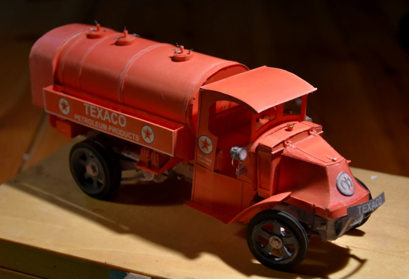 """Fertig Tank Truck """"Bulldog"""" von Modelik verkleinert auf 1:33 gebaut von Kubi - Seite 2 Dsc_0053"""