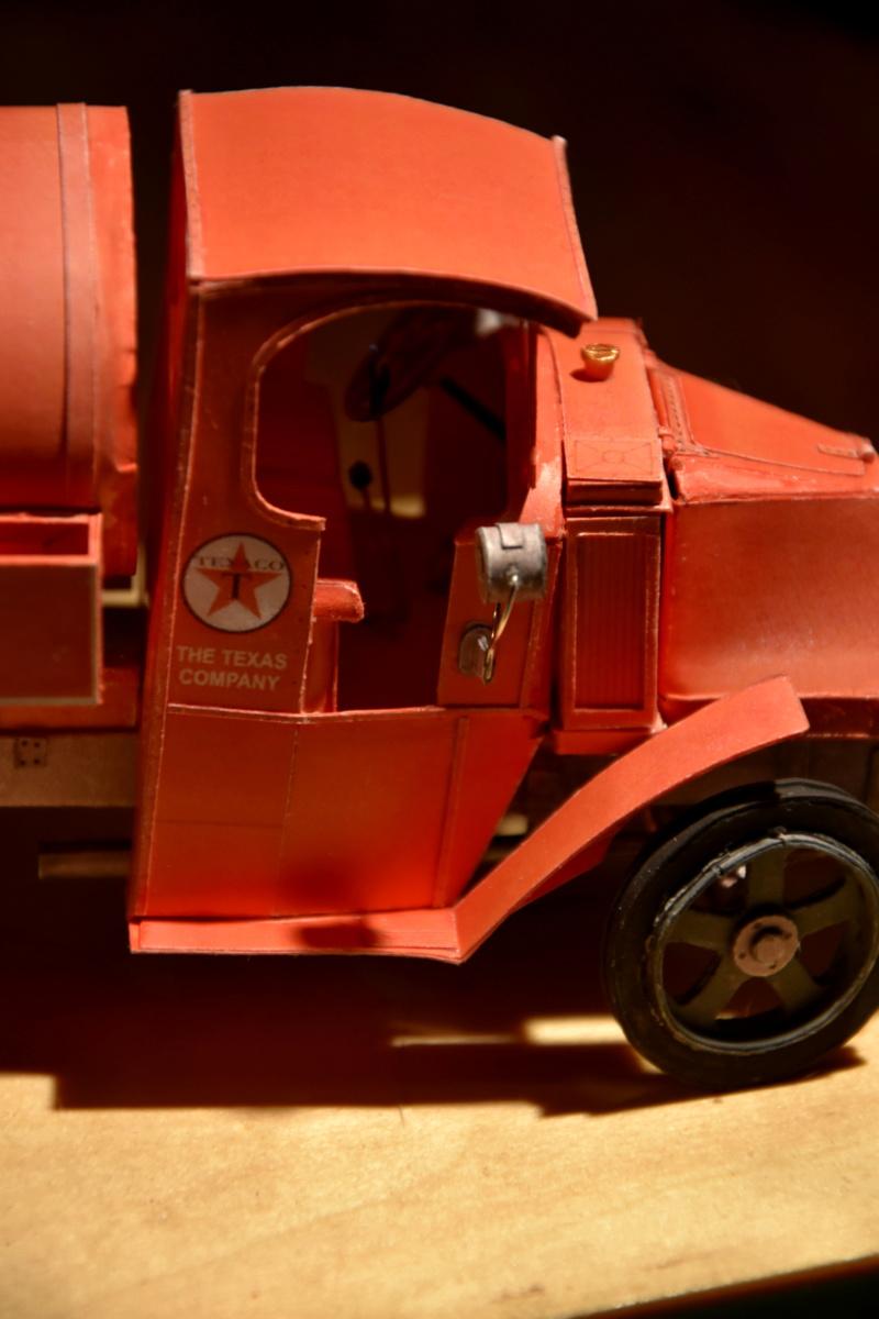 """Fertig Tank Truck """"Bulldog"""" von Modelik verkleinert auf 1:33 gebaut von Kubi - Seite 2 Dsc_0054"""