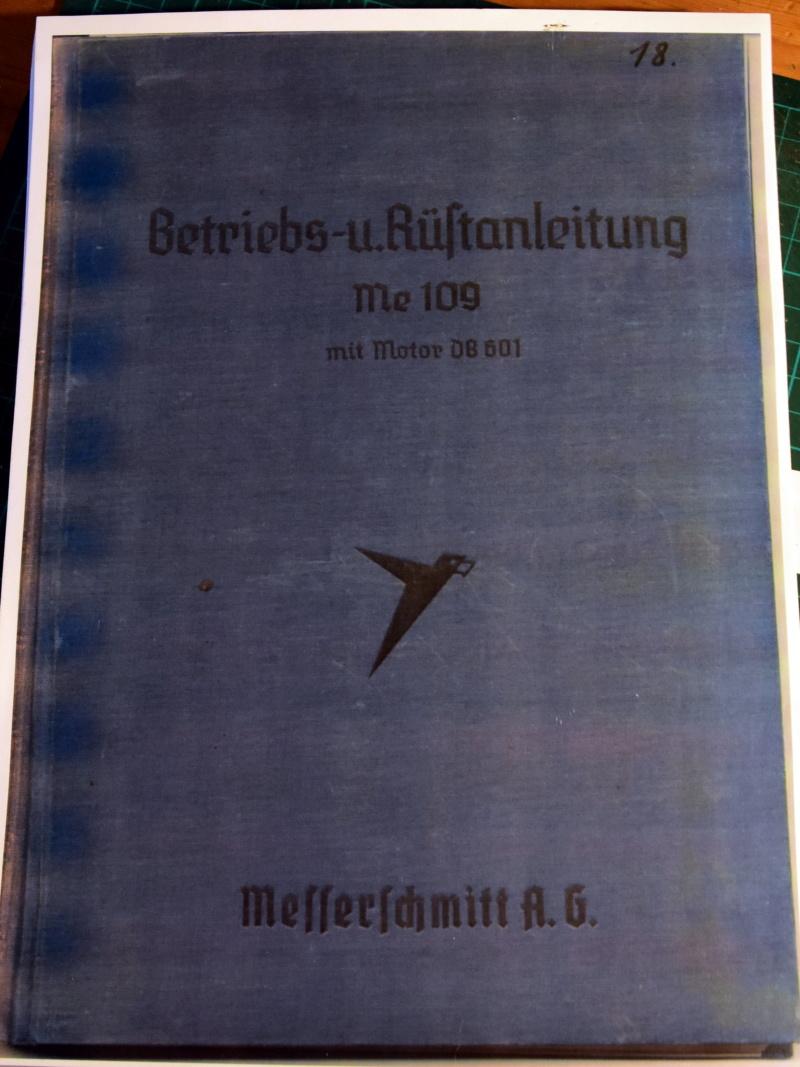 Motorwechsel bei Messerschmitt Bf 109E-4 geb. von Kubi Dsc_0415