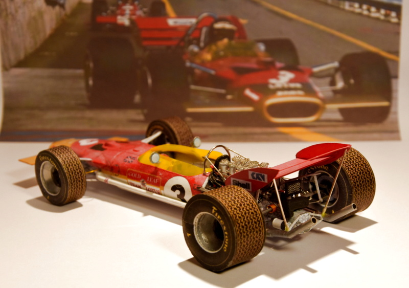 Jochen Rindts Lotus 49B, Monaco GP 1970 geb. von Kubi Dsc_1281