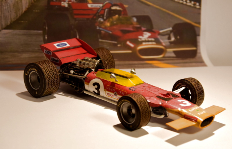 Jochen Rindts Lotus 49B, Monaco GP 1970 geb. von Kubi Dsc_1289
