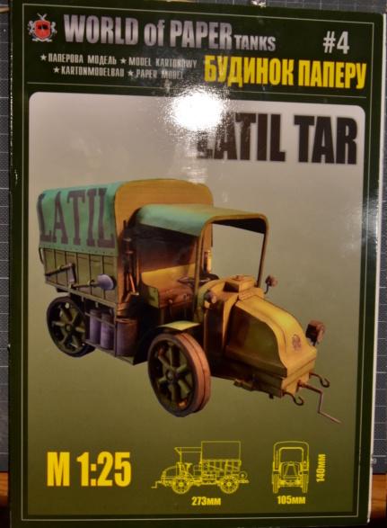 Latil TAR von World of Papertanks, 1:25 gebaut von Kubi Dsc_1450