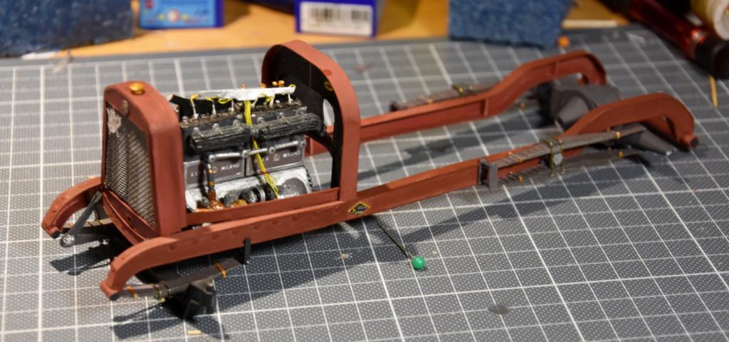 Alfa Romeo G1 von TK Papercraft geb von Kubi Dsc_1763