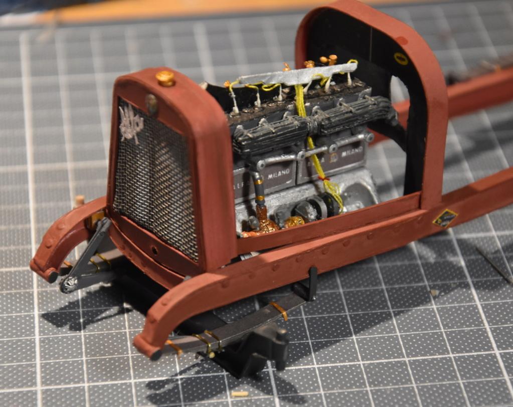 Alfa Romeo G1 von TK Papercraft geb von Kubi Dsc_1767