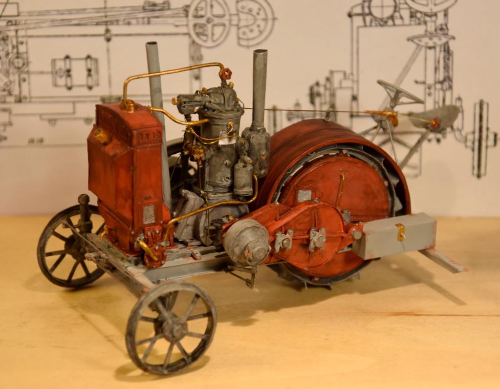 Traktor Zaporozhets, MBA cardmodel, 1:25 geb von Kubi - Seite 2 Dsc_2270