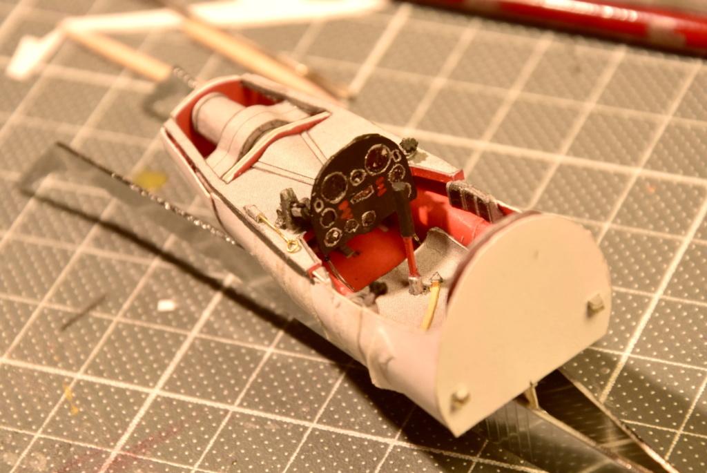 Bugatti 100P Rennflugzeug,1:33, geb von Kubi Dsc_2804