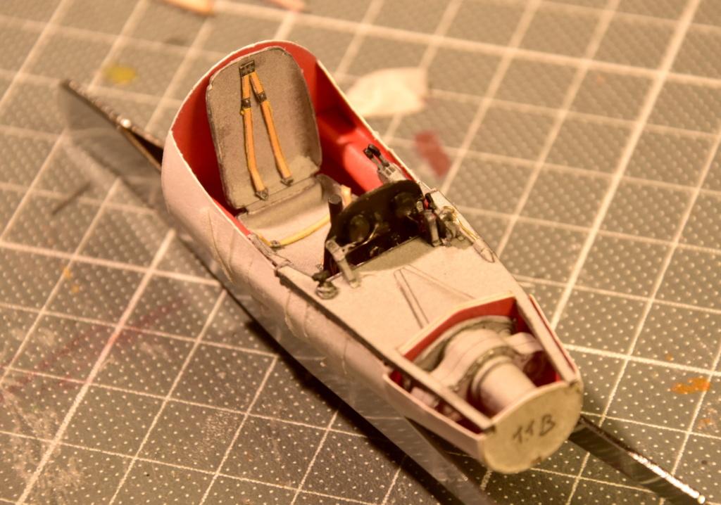 Bugatti 100P Rennflugzeug,1:33, geb von Kubi Dsc_2806