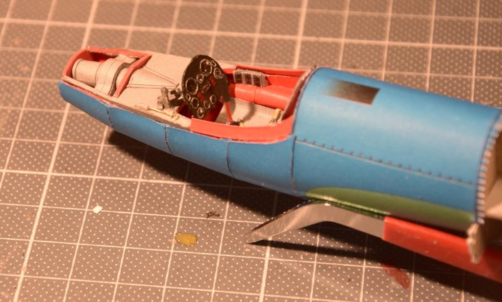 Bugatti 100P Rennflugzeug,1:33, geb von Kubi Dsc_2810