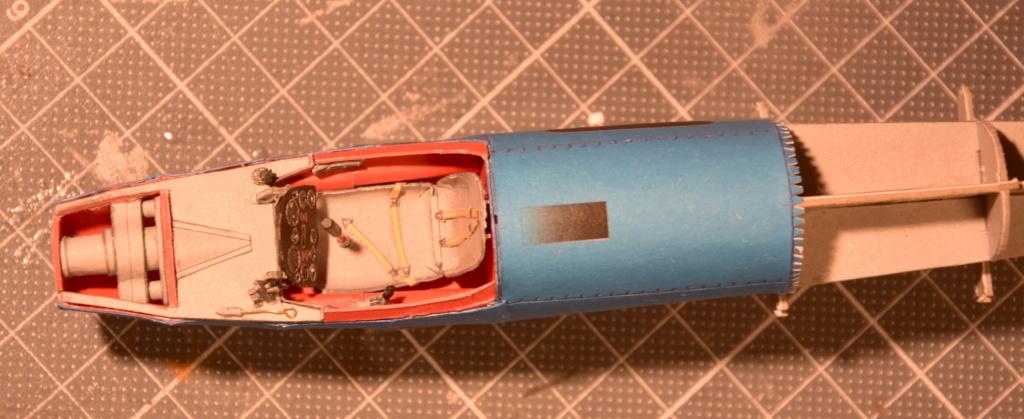Bugatti 100P Rennflugzeug,1:33, geb von Kubi Dsc_2811