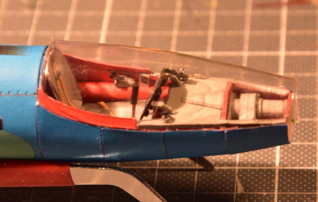 Bugatti 100P Rennflugzeug,1:33, geb von Kubi Dsc_2815